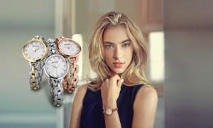 Luxury Shopping khuyến mãi đồng hồ chính hãng