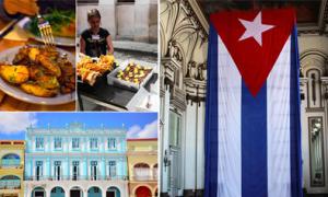 Những điều lý thú nên làm khi tới Cuba