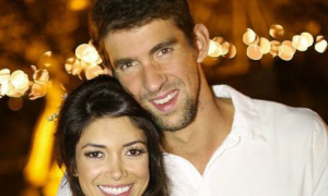Michael Phelps đính hôn với hoa hậu