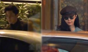 Phạm Băng Băng qua đêm với Lý Thần tại khách sạn