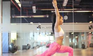 10 tư thế yoga cho vòng eo con kiến (tiếp)