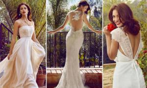12 chiếc váy cưới lộng lẫy với giá cả hợp lý