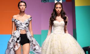 Chung Thanh Phong gây ấn tượng với bộ sưu tập mới
