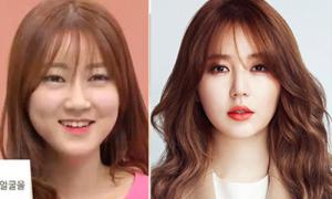 Cắt tóc mái thưa xinh như Yoon Eun Hye