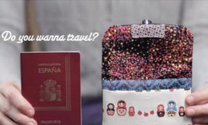 Tự làm vỏ bọc hộ chiếu siêu dễ thương