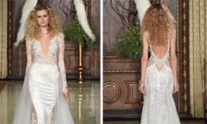 Váy cưới Galia Lahav đậm nét du mục lãng mạn