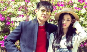 Kỳ Hân đẹp đôi bên hot boy Thái Lan