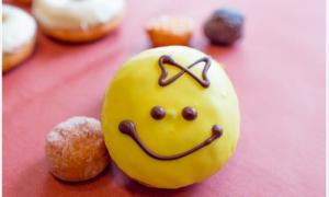 6 loại bánh donut cho ngày hè