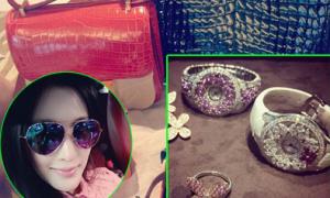 Tủ đồ hiệu triệu đô của quý cô Hong Kong