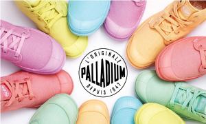BST giày Palladium Macaron lãng mạn, ngọt ngào