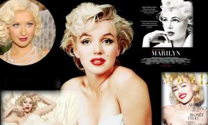 10 màn hóa thân thành Marilyn Monroe ấn tượng nhất