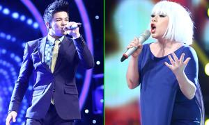 Thí sinh Vietnam Idol thiếu lửa trong Gala 2