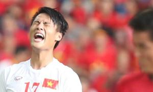 Nghiêm Xuân Tú chế nhạc động viên U23 Việt Nam