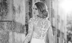 15 váy cưới tôn dáng 'đồng hồ cát' tuyệt đẹp