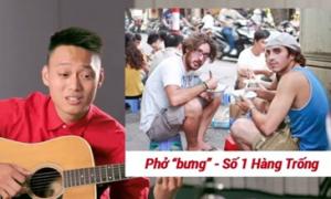 30 quán ăn ngon Hà Nội qua video nhạc chế dễ thương