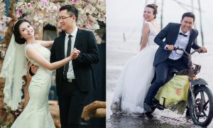 2 bộ ảnh đẹp nhất của cuộc thi 'Happy moment'