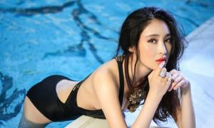 'Phan Kim Liên' Can Đình Đình ngày càng sexy