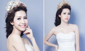 Phan Thu Quyên gợi ý xu hướng makeup cô dâu