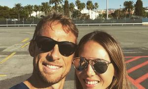 Tay đua Jenson Button hãi hùng nhớ lại đêm bị trộm