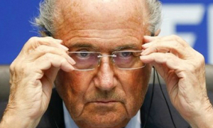 Chủ tịch FIFA bị điều tra hình sự