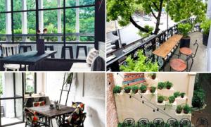 4 quán cà phê mới tinh có thiết kế đẹp ở Hà Nội