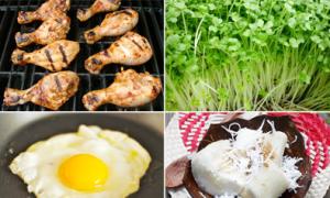 6 loại thực phẩm không bao giờ nên ăn tái hoặc sống
