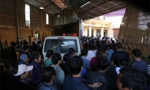 Nghi can sát hại cả gia đình ở Hà Nội bị bắt