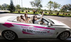 Người đẹp Việt hội ngộ tại Buôn Ma Thuột