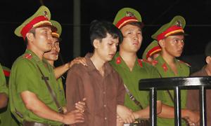 Nguyễn Hải Dương và Vũ Văn Tiến lĩnh án tử