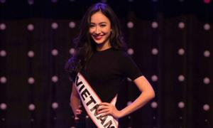 Đại diện Việt Nam lọt Top 17 Hoa hậu Liên lục địa