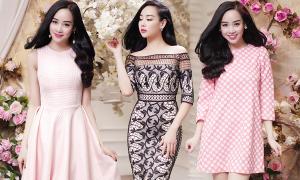 Mặc đẹp với 3 mẫu váy thông dụng
