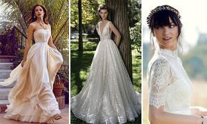 Xu hướng váy cưới tuyệt đẹp năm 2016 (phần 1)