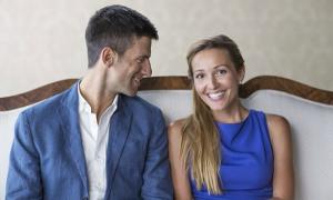 Lần hẹn hò đầu tiên 'thảm họa' của Djokovic