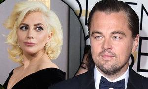 DiCaprio xin lỗi Lady Gaga vì sự cố đêm Quả cầu vàng