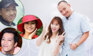 Sao Việt nói về chuyện chia tay của Hari và Tiến Đạt