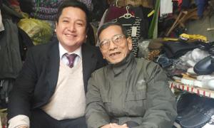 Chí Trung kêu gọi giúp đỡ NSƯT Trần Hạnh