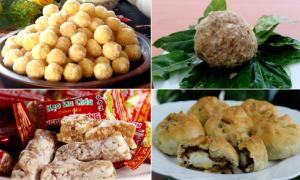 9 món ngon vang danh đất Nam Định