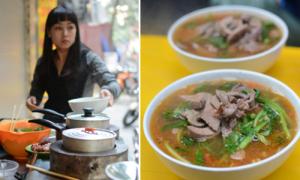 Ba quán mì tôm đặc biệt trong lòng phố cổ Hà Nội