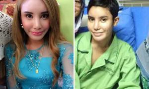 Ladyboy Malaysia phẫu thuật trở lại làm đàn ông