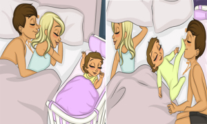 Cuộc sống không như mơ khi có con