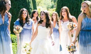 7 ý tưởng tạo khác biệt cho váy phù dâu