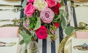 7 xu hướng chọn khăn trải bàn tiệc cưới