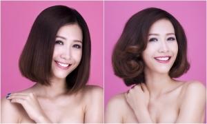 Phan Thu Quyên gợi ý 3 cách tạo kiểu tóc ngắn