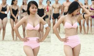 Mẫu cao 1m57 bất ngờ lọt qua vòng sơ khảo Top Model