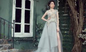 Trang phục pastel dịu dàng cho phù dâu