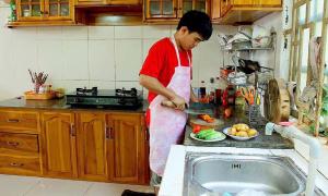 Cuộc thi ảnh 'Soái ca vào bếp'