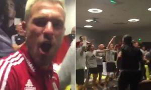 Sao xứ Wales gây thù oán vì nhảy múa khi Anh bị loại