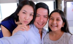 Anh Thư hạnh phúc khi được 'làm vợ' Bình Minh