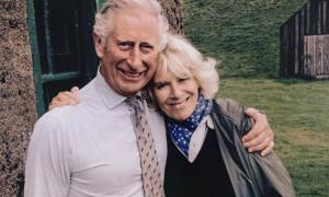 45 năm chuyện tình Thái tử Charles và Công nương Camilla