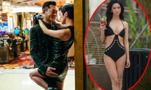 'Bom sex' Hàn và Xa Thi Mạn đua nhau quyến rũ Cổ Thiên Lạc
